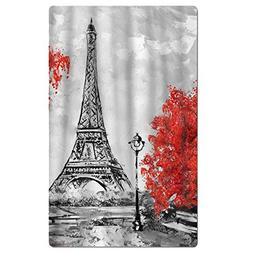 Beach Towel Large Blanket With Tassels Ultral Oil Painting P