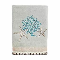 Avanti Linens Beachcomber Hand Towel - Seafoam
