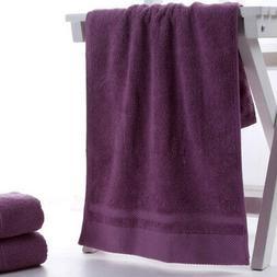 Big Men Women Bath Towel Face Washing Hand Towels Cotton She