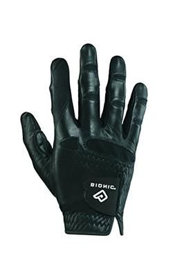 Bionic Men's StableGrip w/ NaturalFit Gloves-Left Hand-White