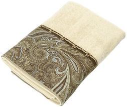 Avanti Linens Bradford Hand Towel, Linen