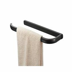 BESy Brass Hand Towel Bar for Bathroom Oil Rubbed Bronze, Ru