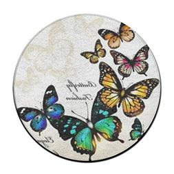 ART TANG Fashion Butterfly Colorful Monarch Butterflies Area