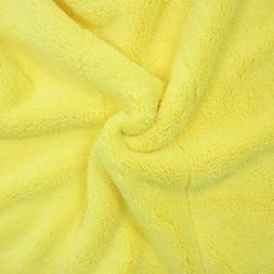 1PC Car Cleaning Towels Microfiber Soft Absorbent Wash Cloth