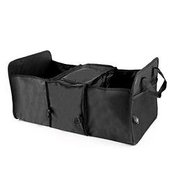 SENLIXIN Car Organizer Trunk Storage Bag Box Caddy Case Bask