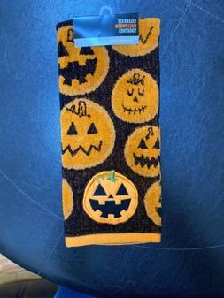 Celebrate Halloween Together Bath Hand Towel NWT 16in W X 25