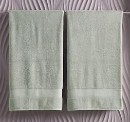 certified organic cotton hand towels