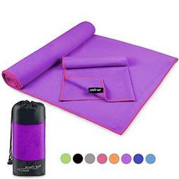 Your Choie Microfiber Towels Set Yoga Towel Yoga Hand Towel,