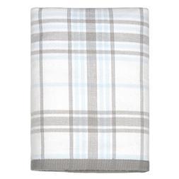 "Peri Home Classic Plaid Holiday 100% Cotton Hand Towel, 15"""