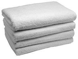 Classic 100% Turkish Cotton Bath Towel Set - Absorbent and D