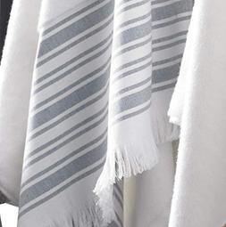 Closeout! Kassatex Bath Towels, Sofia Collection Bedding