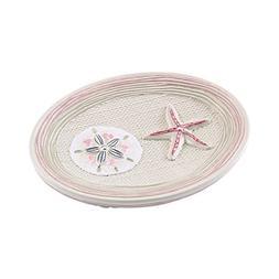 Avanti Linens Coastal Soap Dishes, Multicolor