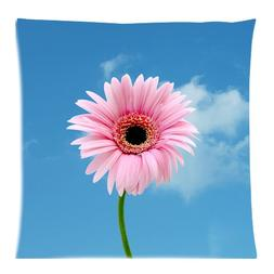 Colorful Pink Gerbera Daisy Flower Petal Bouquet Nature Plan
