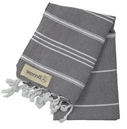 Bersuse 100% Cotton - Anatolia Hand Turkish Towel Pestemal -