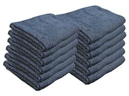 Cotton Bleach Guard Towels  - Bleach Safe Gym Hand Towel, Lu