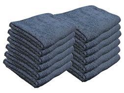 Cotton Bleach Guard Towels  - Bleach Safe Gym Hand Towel, Lu