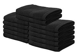 GOLD TEXTILES Cotton Bleach Proof Salon Hand Towels  Bleach
