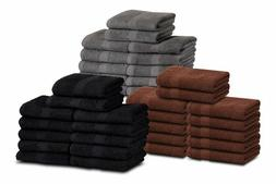GOLD TEXTILES Cotton BleachProof Salon Towel 16x27100% Rings