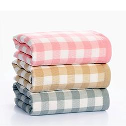 Cotton Gause Muslin Hand Towels - Absorbent Durable Towels f
