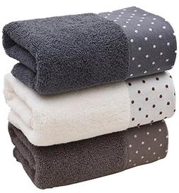 Anlye Cotton Hand Bath Towel Set- Multipurpose Use Towel Bat