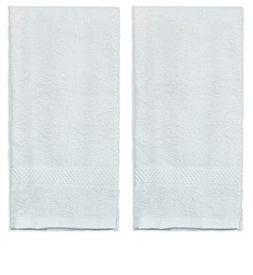 DecorRack 100% Cotton Hand Towels, Ultra Absorbent Soft Cott