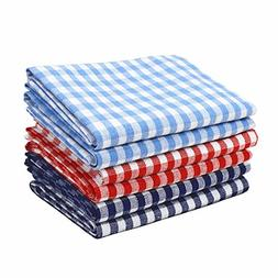 Jennice House 100% Cotton Kitchen Towels Dish Cloth
