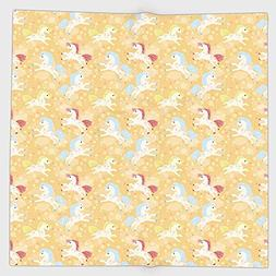 Cotton Microfiber Hand Towel,Kids Decor,Nursery Boys Girls R