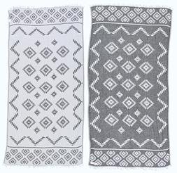 Bersuse 100% Cotton - Teotihuacan Turkish Towel - Bath Beach