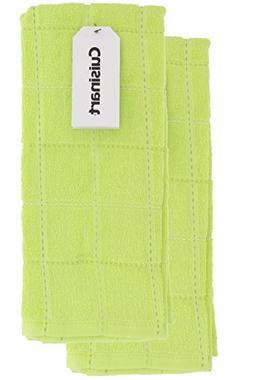 Cuisinart 100% Cotton Terry Super Absorbent Kitchen Towel, S