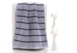 DHG 2 Pack cotton towel, cotton towel, soft absorbent couple