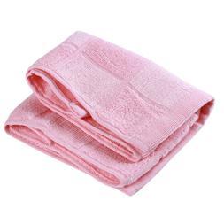 Cotton Towels Plaid Soft Towel Hand Bath Thick Towel Bathroo