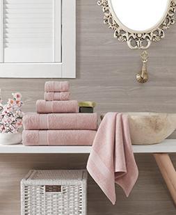 ixirhome Turkish Towel Set 6 Piece,100% Cotton, 2 Bath Towel