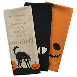 DII 100% Cotton, Oversized Decorative Halloween Holiday Prin