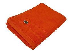"""Lacoste Croc Towel, 100% Cotton, 650 GSM, 16""""x30"""" Hand Towel"""