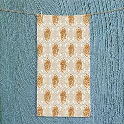 Custom Cotton Microfiber Ultra Soft Towels/Hand Towel,Vintag