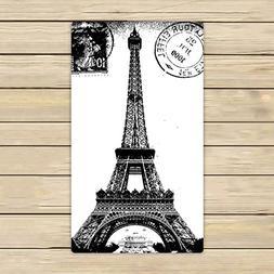 custom frech paris eiffel tower