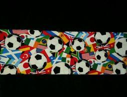CUSTOM - SOCCER BALL SPORT FLAGS AROUND THE WORLD TEAMS BATH