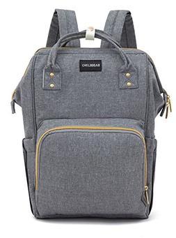 Diaper bag multi-function waterproof travel backpack,organiz