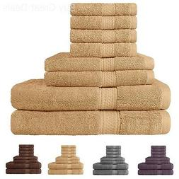Discount Bath Towels Set On Sale Clearance Hotel Collection