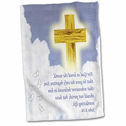 3dRose Dream Essence Designs-Bible Quotes - Bible quote John