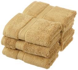Superior 900 Gram Egyptian Cotton 6-Piece Face Towel Set, To