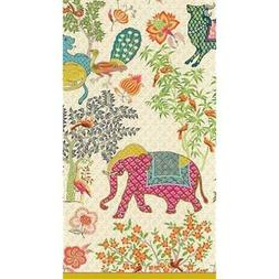 Entertaining 30-Pack Le Jardin De Mysore Guest Towels By Pie