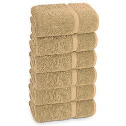 Indulge Linen Dobby Border Towel Sets