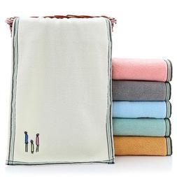 Face <font><b>Towel</b></font> Washcloth Bathroom Supplies Q