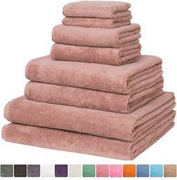 Fast Drying Extra Large Bath Towel Set, Decorative & Luxury