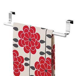 "InterDesign Forma Over the Cabinet 14"" Bath Towel Bar, Brush"