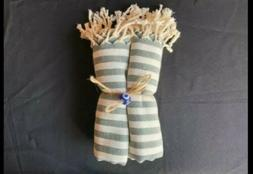 Fouta Turkish Towels, Traditional Design for Bathrooms pools