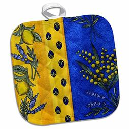 3dRose France, Aix-En-Provence. Textiles, Cours Mirabeau Mar