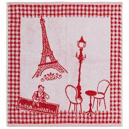 Coucke French Cotton Terry Cloth Reversible Kitchen Dish Tow