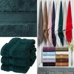 GENTLE Superior 900 Gram Egyptian Cotton 6-Piece Face Towel